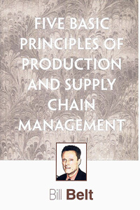 Five Basic Principles of Production and Supply Chain